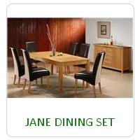 JANE DINING SET